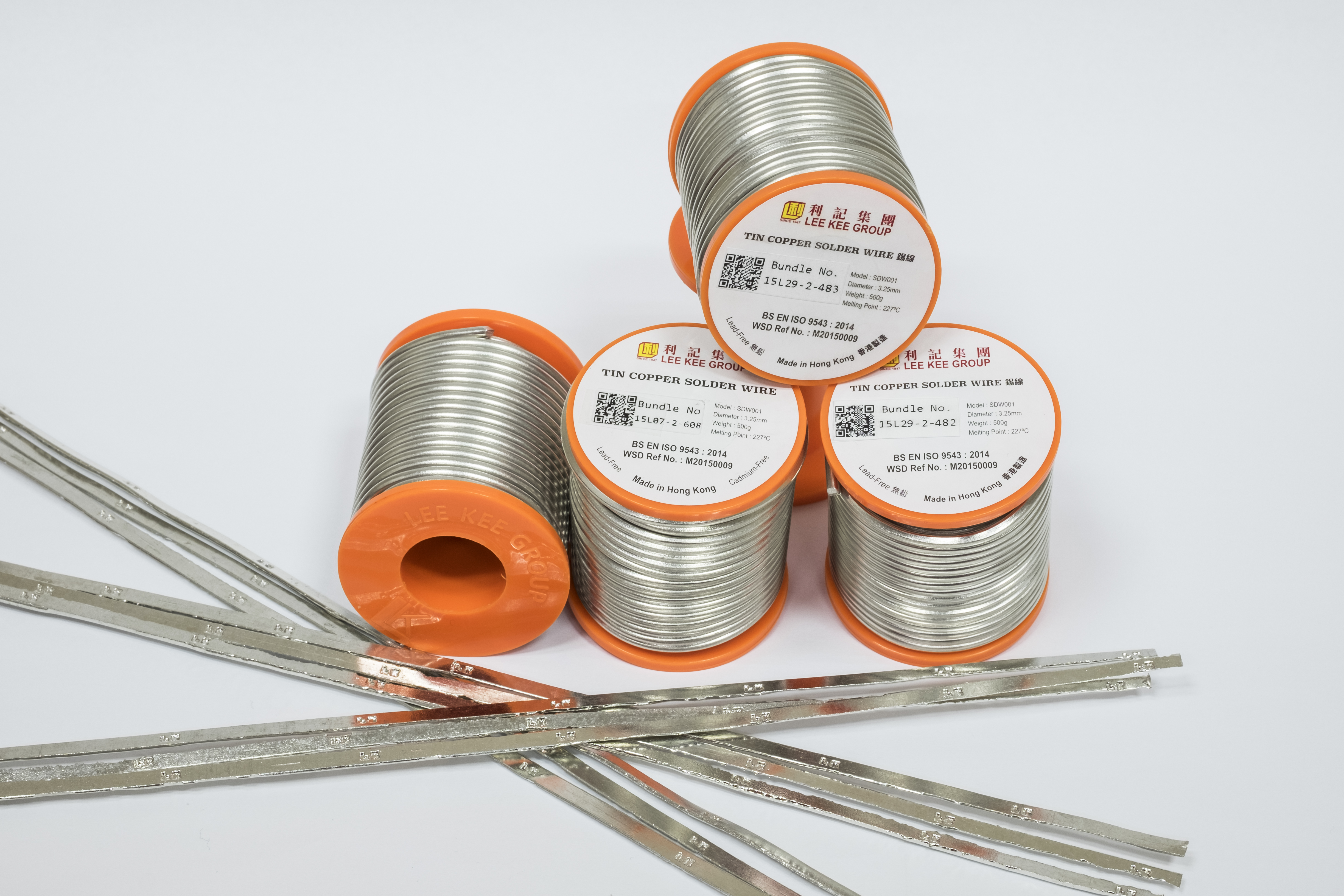 Introducing HK Made Lead-Free Solder Wire – Lee Kee