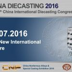 The 11th China International Diecasting Congress & Exhibition in Shanghai