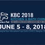 Kitchen & Bath China 2018 in Shanghai